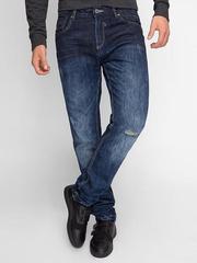 BJN004504 джинсы мужские, медиум/дарк