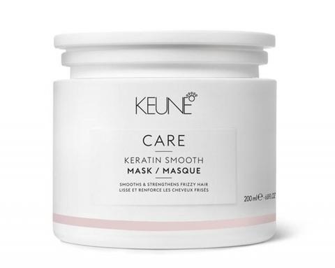 Keune Маска лечебная Кератиновый локон CARE Keratin Smooth Mask