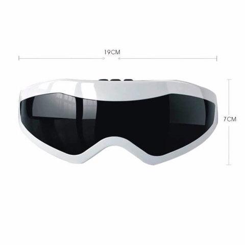 <p>Массажные очки для глаз восстанавливают эластичность ресничной м...