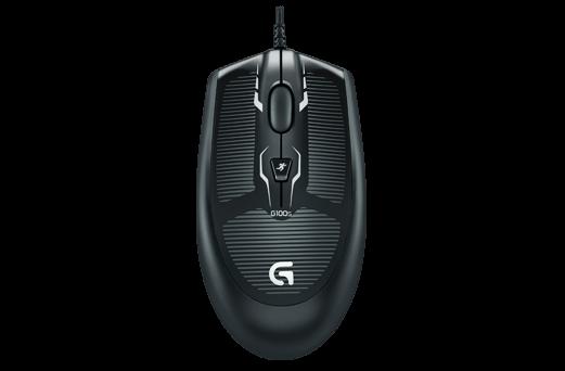 LOGITECH G100s Black