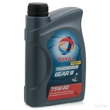Total Transmission Gear 8 75W-80 - Трансмиссионное масло для МКПП