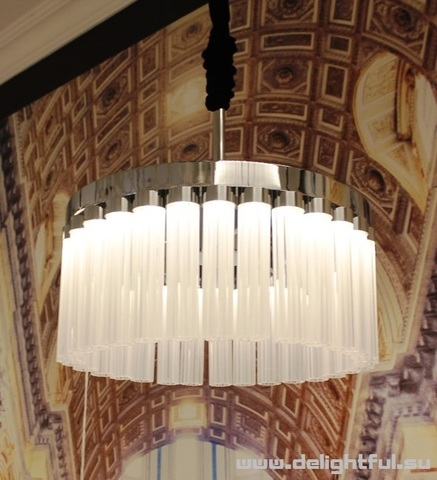 replica  Orgue by Lalique 40 см ( round )