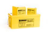 Аккумулятор YELLOW HRL 12-305W ( 12V 80Ah / 12В 80Ач ) - фотография
