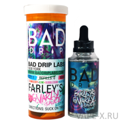 Жидкость BAD DRIP Farley's Gnarly Sauce ICED OUTT