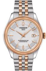 Мужские часы Tissot T108.408.22.037.01 Ballade Powermatic 80 COSC