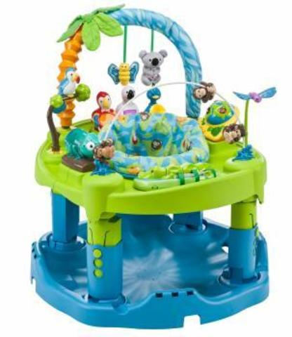 Игровой центр ExerSaucer™ Animal Planet