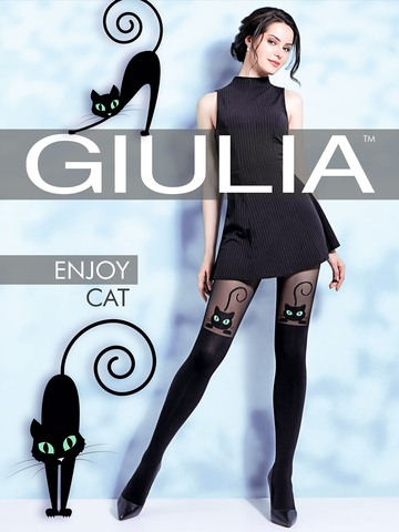 Колготки Enjoy Cat Giulia
