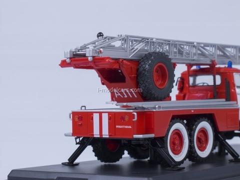 ZIL-131 AL-30 fire engine Sevastopol Start Scale Models (SSM) 1:43