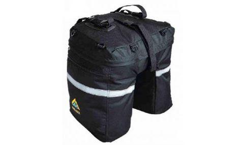 Велорюкзак Манарага mini PVC (черный)