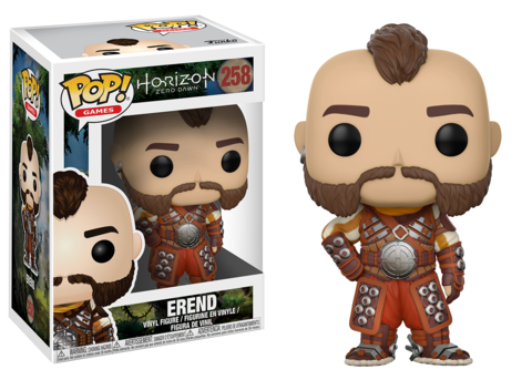Фигурка Funko POP! Vinyl: Games: Horizon Zero Dawn: Erend 22606