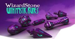 Wizard Set: Wizardstone & Mystic Runes