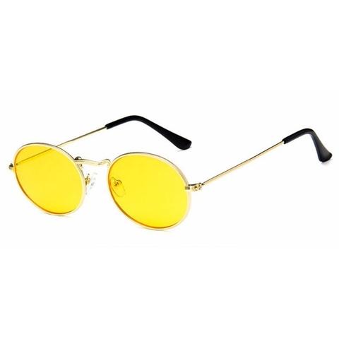 Солнцезащитные очки 7046001s Желтый