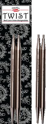 7503-2 Съемные спицы 8 см, металл, 2,75 мм