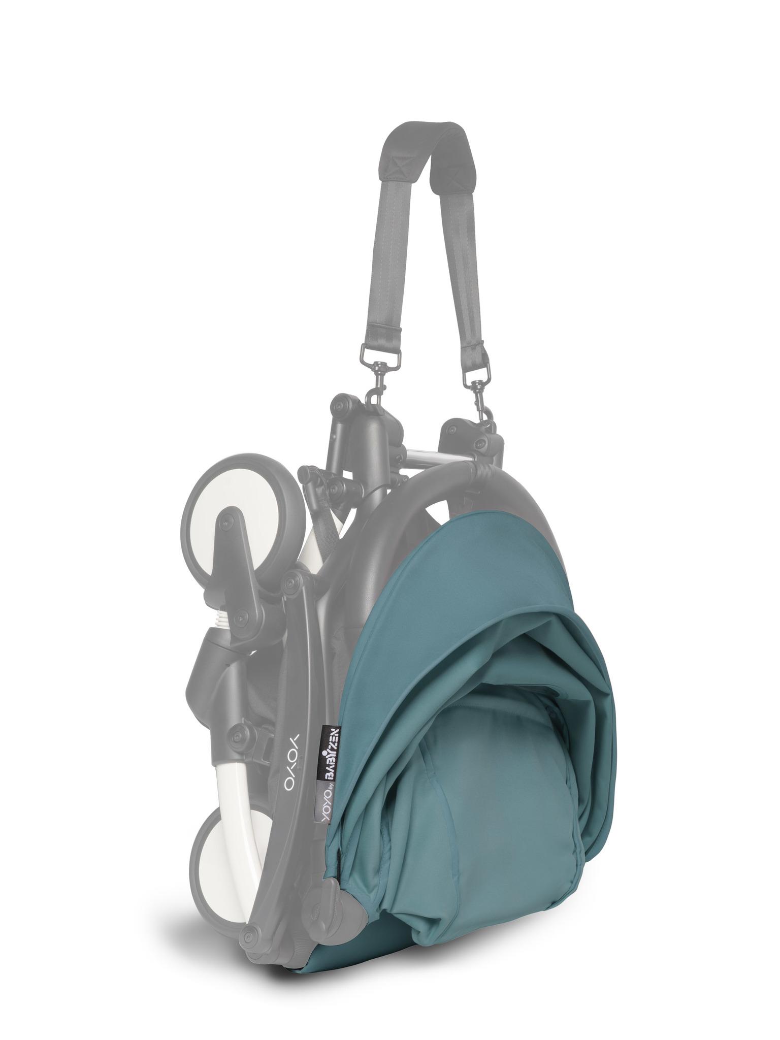 Текстиль сменный для колясок YoYo+ 6+ Aqua Аква
