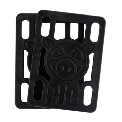 Подкладки PIG Piles Hard Risers (Black)