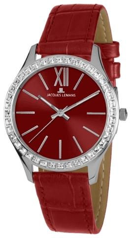 Купить Наручные часы Jacques Lemans 1-1841U по доступной цене