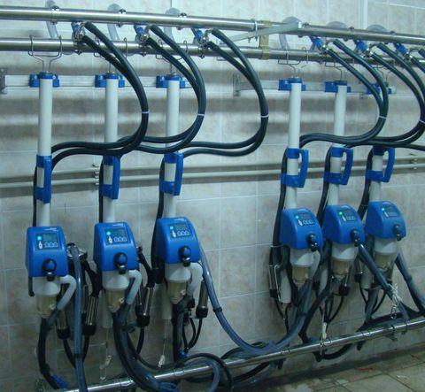 Счетчики молока | Cчетчики молока IDC-T Lite для молокопровода