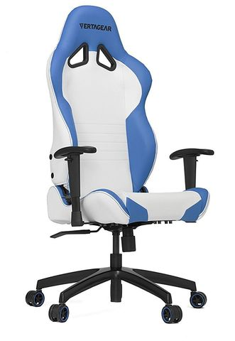 КОМПЬЮТЕРНОЕ КРЕСЛО Vertagear Racing Series S-Line SL2000 White/Blue