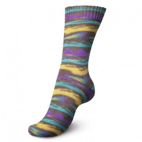 Пряжа для носков Regia Design Line Mountains and Fjords Color 7030 купить