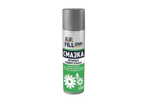FL026 Смазка литиевая универсальная, 335 мл (аэрозоль)