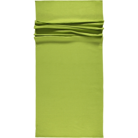 Полотенце для сауны 80x220 Vossen Rom Pique-U салатовое
