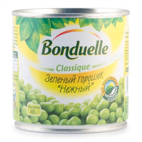 """Зеленый горошек """"Bonduelle"""", 425 мл"""
