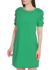 WD2453F-3 платье женское, зеленое