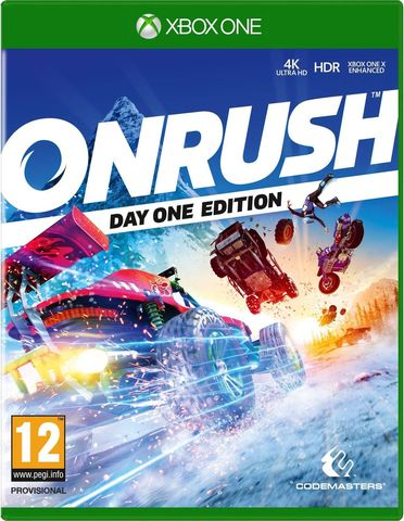 Xbox One Onrush. Издание первого дня (английская версия)
