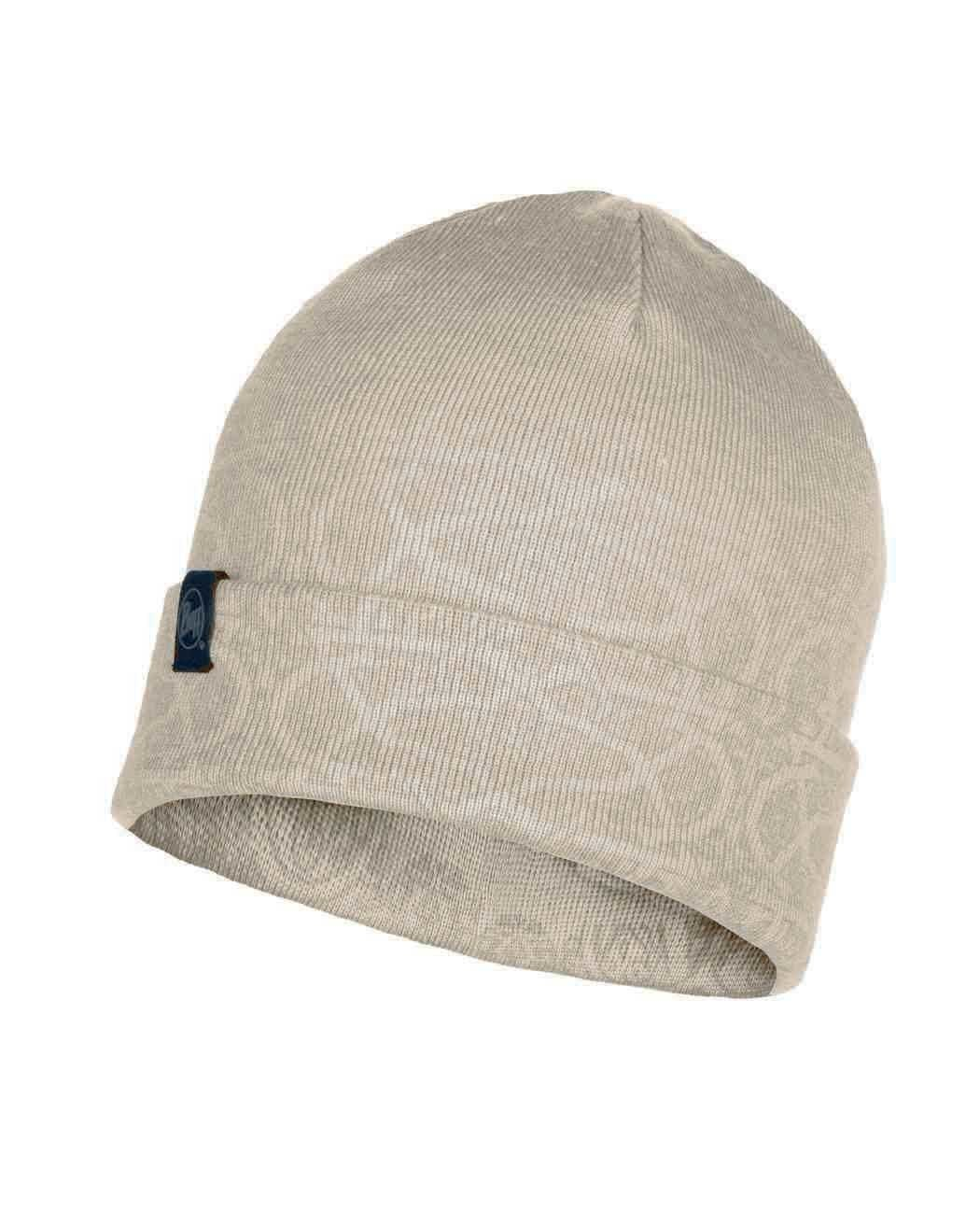Шапки тонкой вязки Вязаная шапка Buff Hat Knitted Greta Cru 117895.014.10.00.jpg