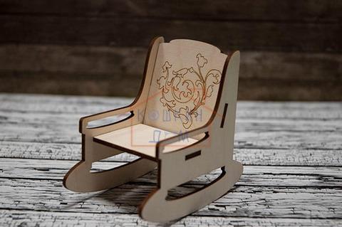Деревянное кресло-качалка Graver Master Kids