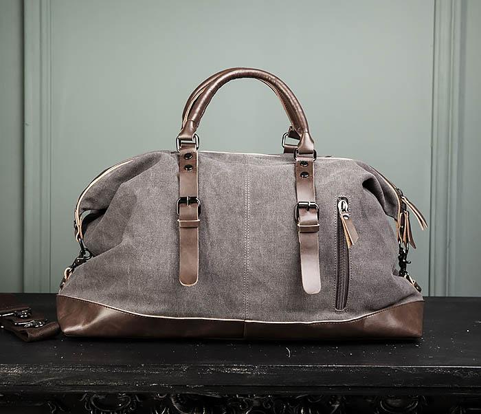 BAG478-3 Мужская сумка саквояж для поездок