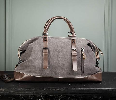 Мужская сумка саквояж для поездок
