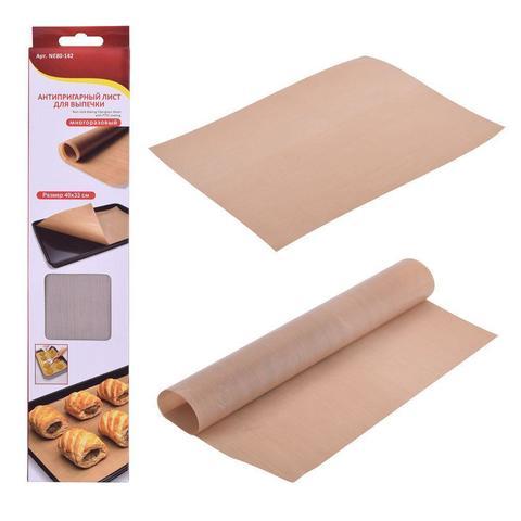 Антипригарный лист для выпечки, 40х33 см