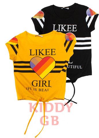 Топ для дівчинки Benini 8223