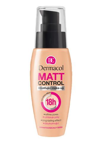 Dermacol MATT CONTROL MAKE-UP Матирующий водостойкий тональный крем