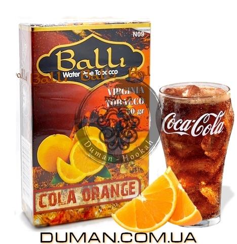 Табак Balli Cola Orange (Балли Кола Апельсин)