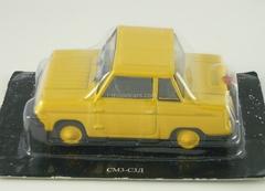 SMZ-S3D ocher 1:43 DeAgostini Auto Legends USSR #45
