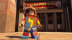 Sony PS4 LEGO: Marvel Мстители (русские субтитры)