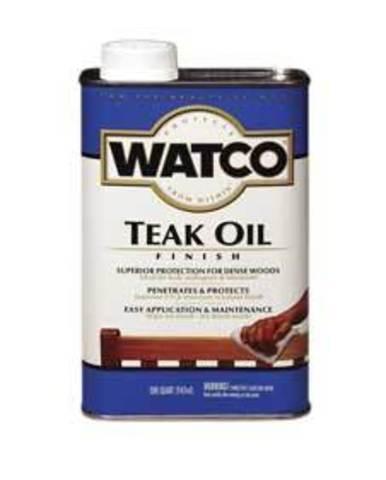 Watco Tic Oil Finish масло тиковое защитное