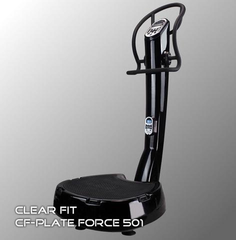Виброплатформа Clear Fit CF-PLATE Force 501