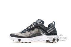 Кроссовки Мужские Nike React Element 87 Black