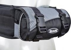 Belt Bag / Черно-серая