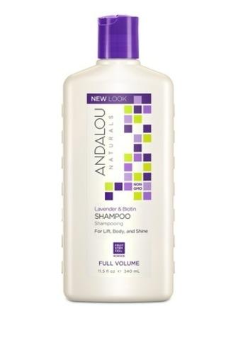 Шампунь для объема волос Andalou Naturals | Коллекция