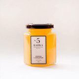 Мармелад Лимон с имбирем, артикул МА019, производитель - Organic Siberian goods