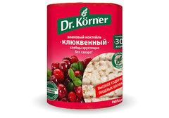 Хлебцы Злаковый клюквенный Dr.Korner, 100г