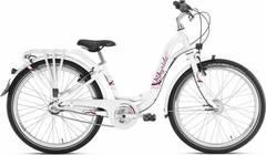 Двухколесный велосипед Puky Skyride 24-3 Alu light белый