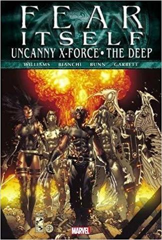 Uncanny X-Force: Fear Itself TPB