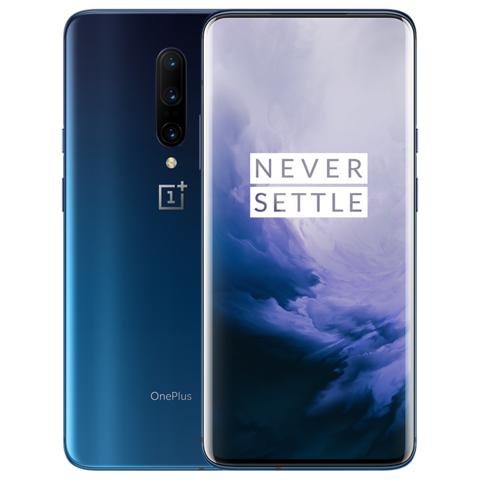 Смартфон OnePlus 7 Pro 12/256GB Nebula Blue (Туманный Синий)
