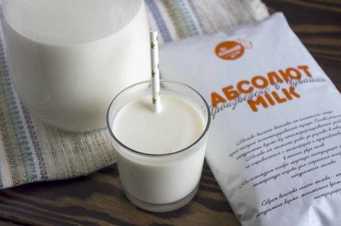 Молоко Из Атлашево с жирностью 3,2%