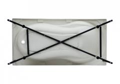 Каркас сварной Aquanet 00140175 для ванны Grenada 180x90
